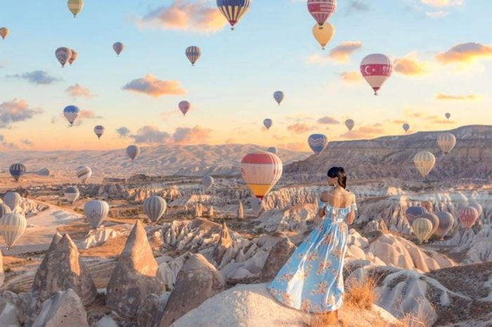 Каппадокия – Стамбул