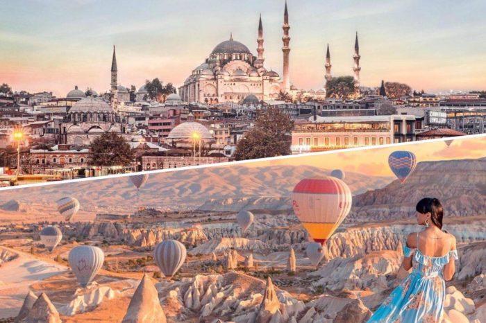 Каппадокия — Стамбул