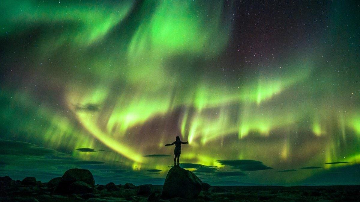 Nordlichter am Ende der Welt